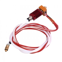 Creality Extruder Complete 1m length cables +PTFE
