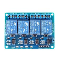 4 Channels Relay Board 5V